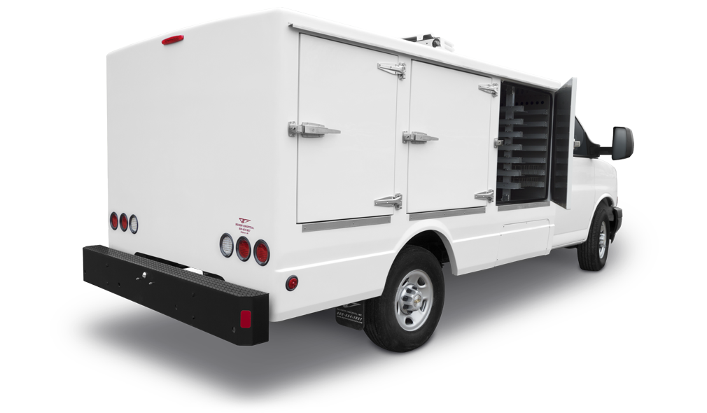 Refrigerated Vehicle Conversions by Delivery Concepts