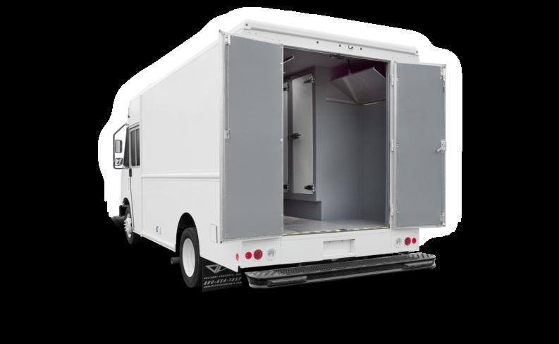 Step Van Conversions Delivery Concepts