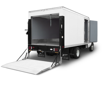 Temperature-Controlled Delivery Vehicle Upfits by Delivery Concepts